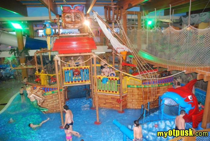 Казанский аквапарк ривьера все картинки зимой